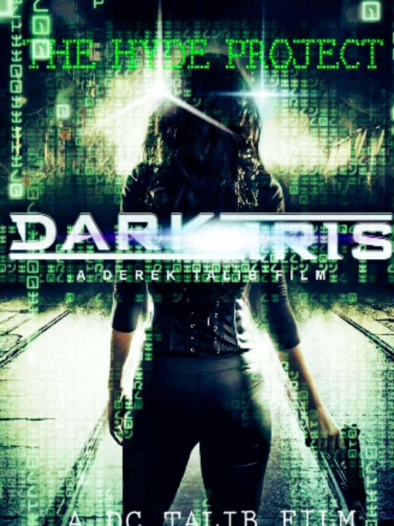 film-maker of dark iris movei derek talib