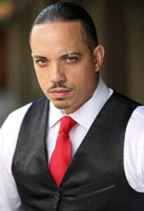 actor Hiram Caraballo