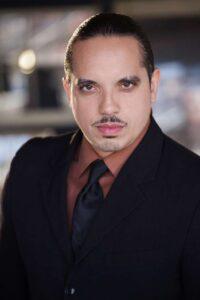 actor Hiram Caraballo