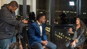 Troy D. Williams interviews Actor/Director/Producer/Host Christina L. Carmona