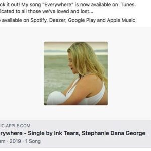 Country Music Singer Stephanie Dana George