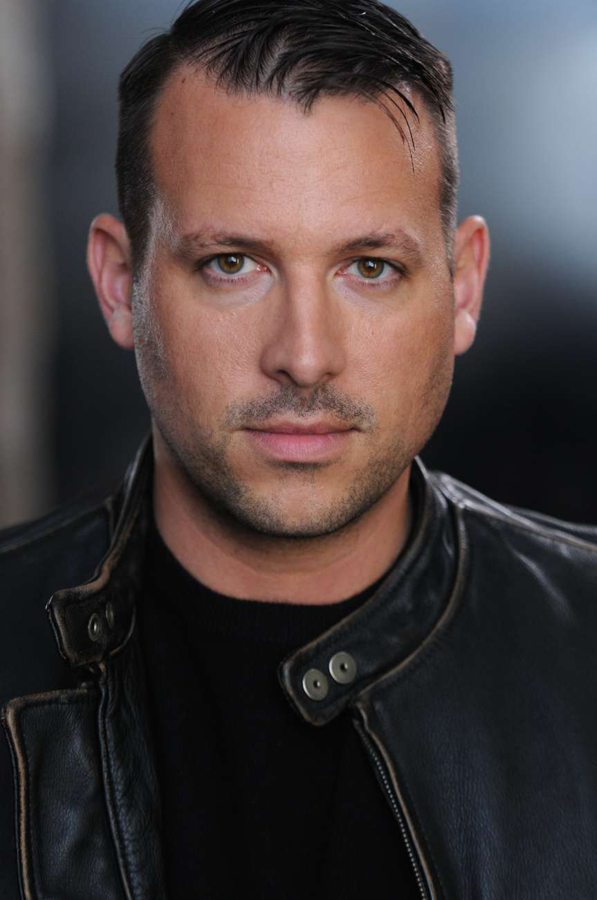 actor derek crow