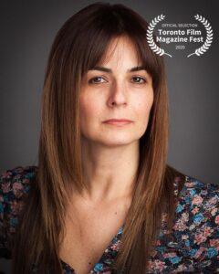 Actress Lara Barry