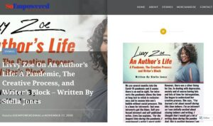 author of book mixed business Livvy Zoe