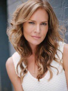 Actress Erin Connor
