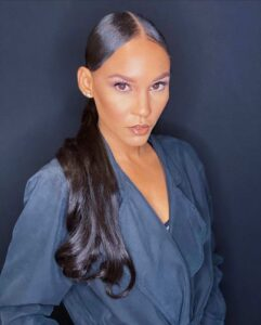 Actress Patricia Alves