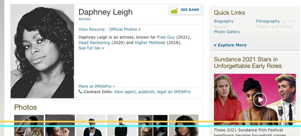 daph leigh