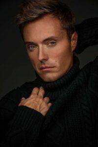 actor model johnny hebda
