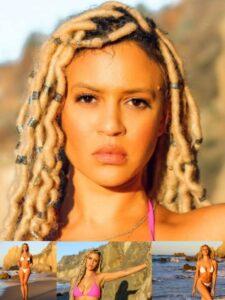 Love & Lust. Ana Lefebvre actress model