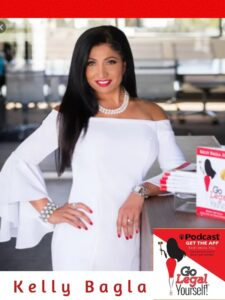 KELLY BAGLA - ATTORNEY TO STARS GO LEGAL YOURSELF BOOK