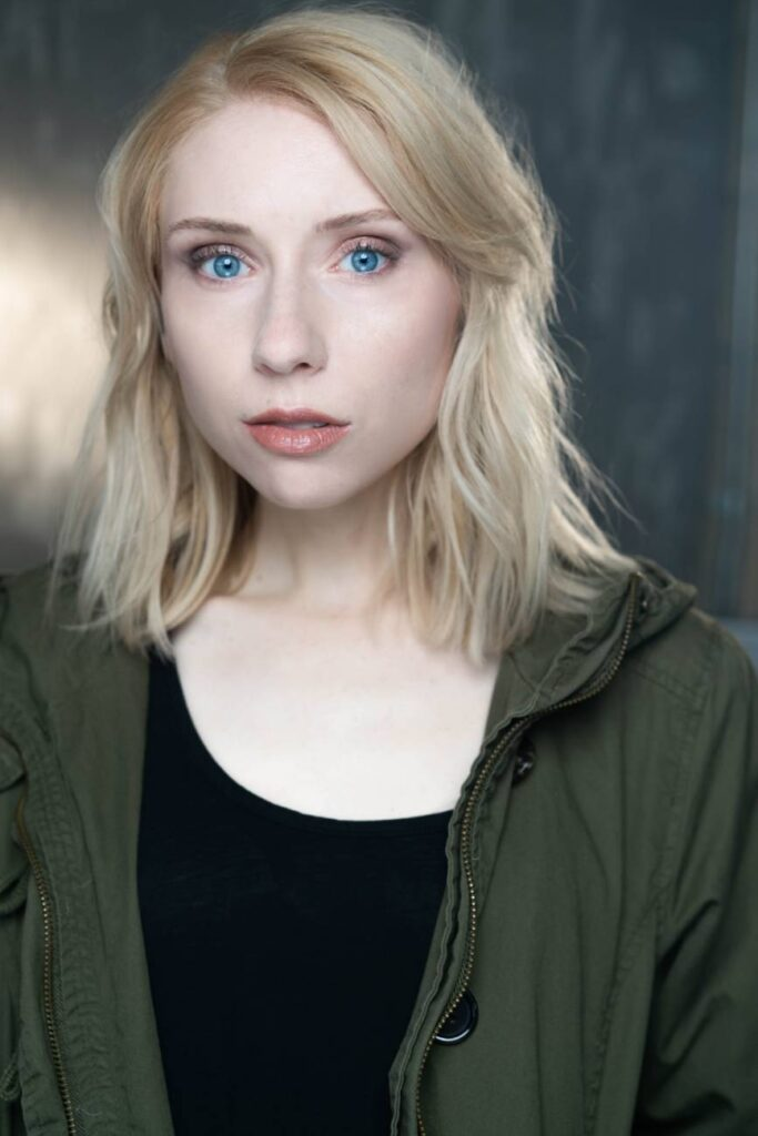 actress Julie Krawchuck