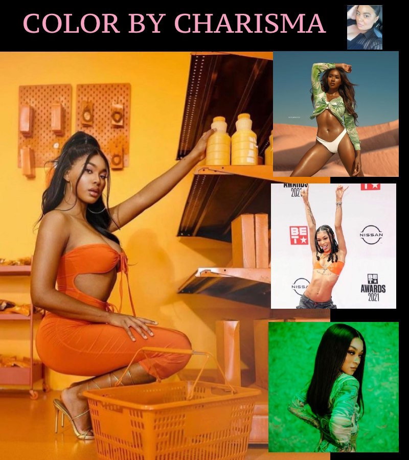 COLOR BY CHARISMA