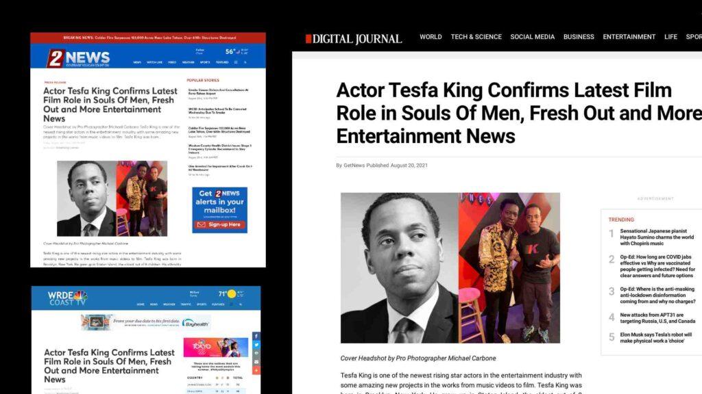 Tesfa King